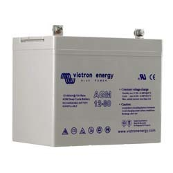 Batterie solaire AGM 38Ah 12V Victron Energy